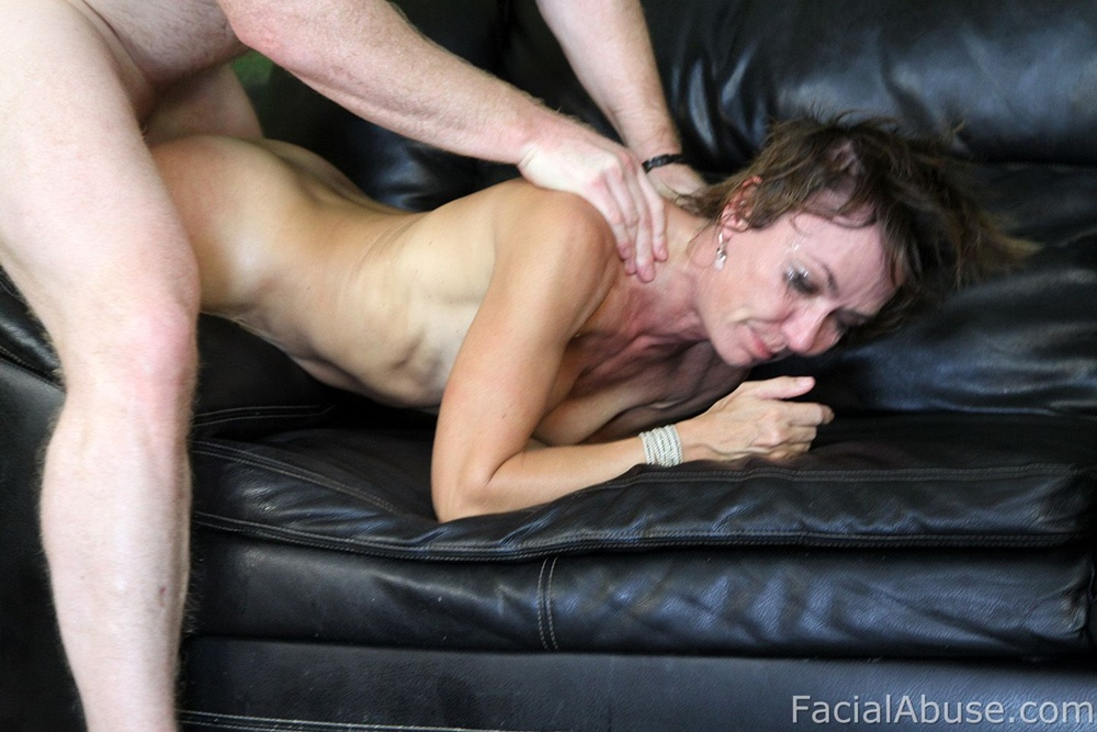 Mature forced to do anal — pic 15