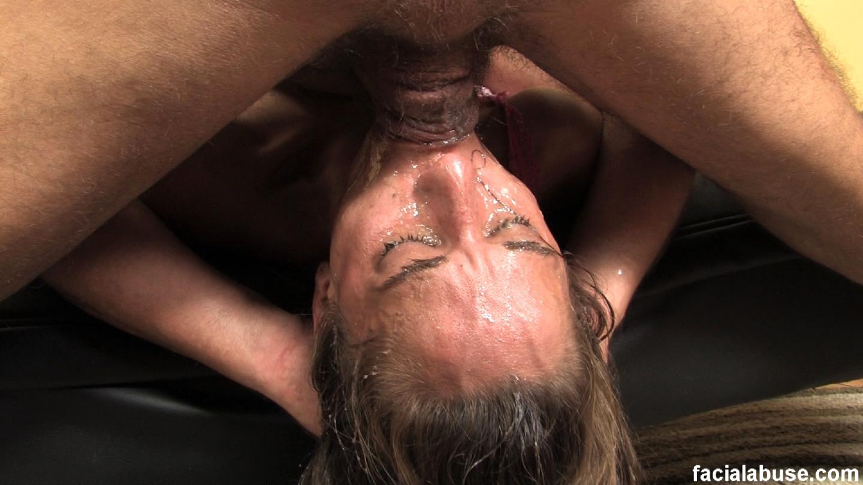 Male Forced Deepthroat